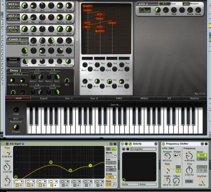 U-HE Zebrify - FX only version of Zebra 2