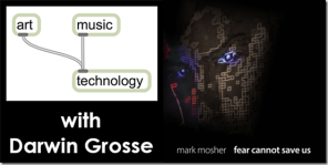 I was interviewed by Art + Music + Technology Podcast