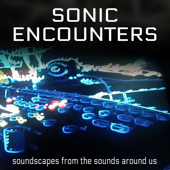 Sonic Encounters Podcast Cover v2b