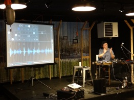 Dino J.A. Deane special event at Madelife on the History of Sampling
