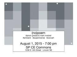 Poster for Lincoln, NE