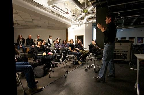 Artist Talk for University of Denver