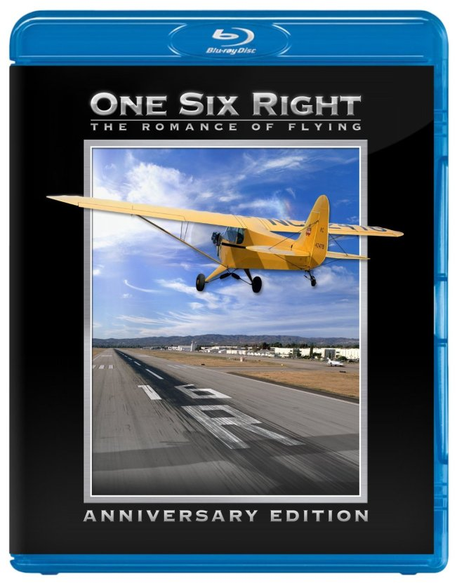 one six right blu-ray cover