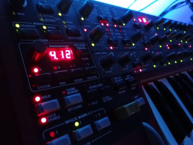 Nord Lead 4 - Mark Mosher - 2016-03-06
