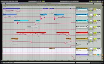 Sonic Encounters Ableton Live Session - Replicant's Lament