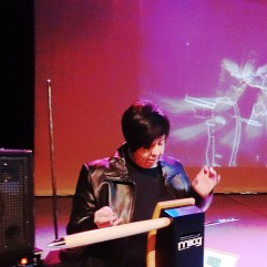 Victoria Lundy - Theremin and Reaktor