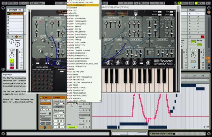 System-100-automation-live