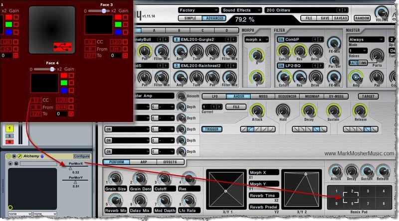 Markmoshermusic_percussa_audiocubes_alchemy