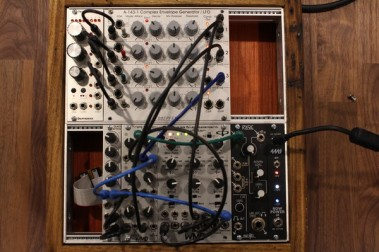 Photos from Modular Synth Lightning Patch Walkthroughs at the Rocky