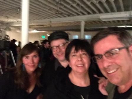 Carbon Dioxide Ensemble with Filmaker Taylor Dunne