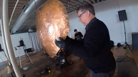 Thomas Lundy on Copper Heart