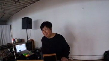 Victoria Lundy on Theremin and Reaktor