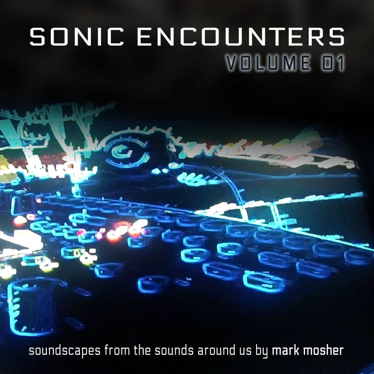 Sonic Encounters Volume 01 Album Cover B3