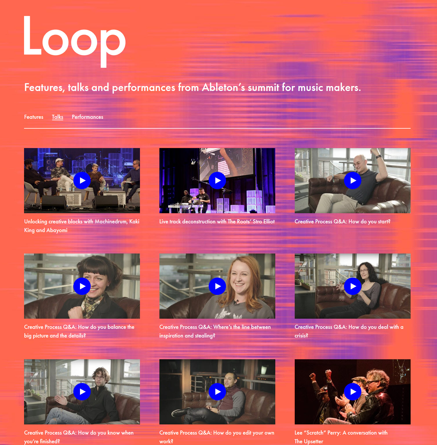 Ableton-Loop-2017-videos