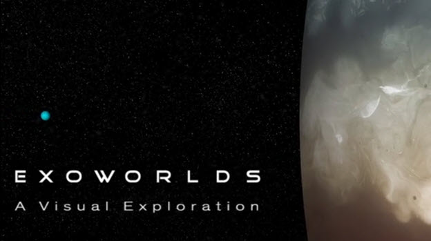 "My Cinematic Scifi Theme ""Alone"" Used as Soundtrack for EXOWORLDS Visual Exploration Video"