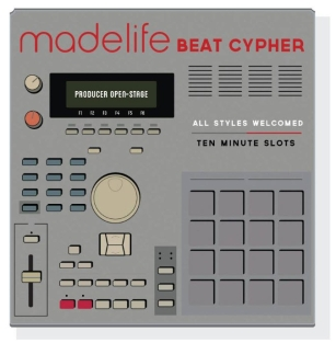 madelife-beat-cypher-poster