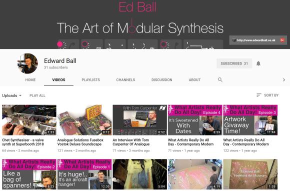 ed ball youtube