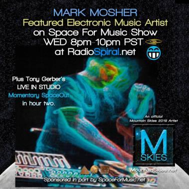 Mark Mosher Music News) – Mark Mosher